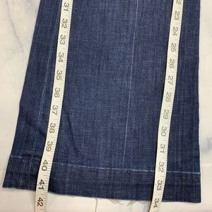 7 For All Mankind Jeans - 7 For All Mankind Dojo Flare Leg Jeans 30 x 34""
